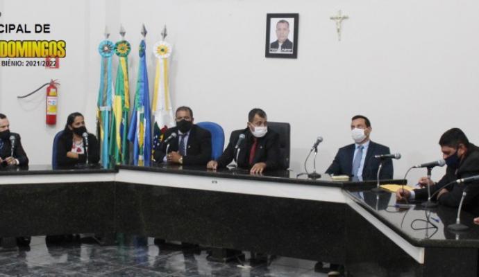 4º Sessão Ordinária realizada no dia 05 de Abril de 2021