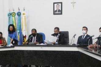 5º Sessão Ordinária realizada no dia 19 de Abril de 2021.