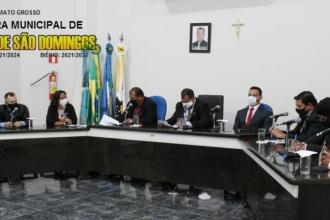 7º Sessão Ordinária realizada no dia 17 de Maio de 2021.