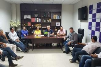 As pautas do partido visando as eleições de Outubro.