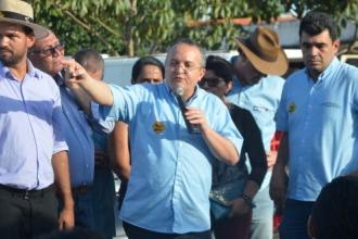 Estado vai pavimentar MT-352 entre Vale de São Domingos e distrito de Máquina Queimada